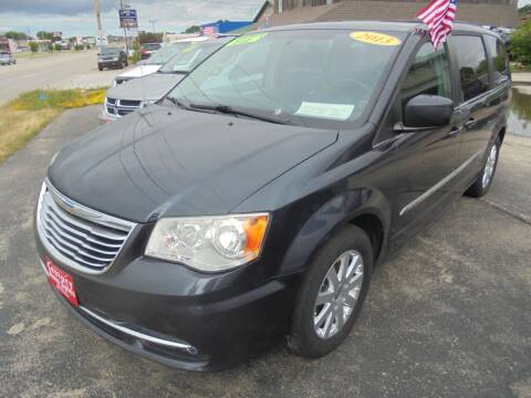 2013 Chrysler Town and Country for sale at Century Auto Sales LLC in Appleton WI