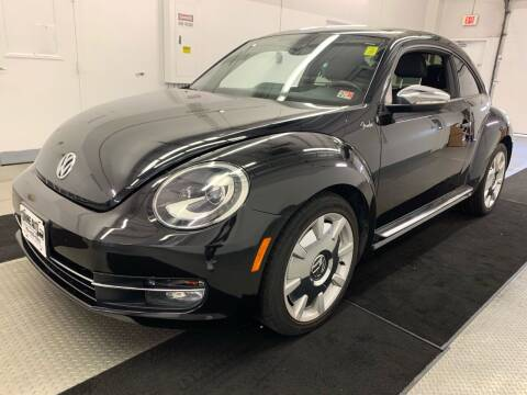 2013 Volkswagen Beetle for sale at TOWNE AUTO BROKERS in Virginia Beach VA