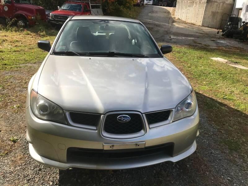 2006 Subaru Impreza for sale at Gaybrook Garage in Essex MA