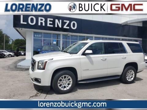 2018 GMC Yukon for sale at Lorenzo Buick GMC in Miami FL