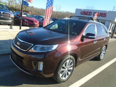 2015 Kia Sorento for sale at Island Auto Buyers in West Babylon NY