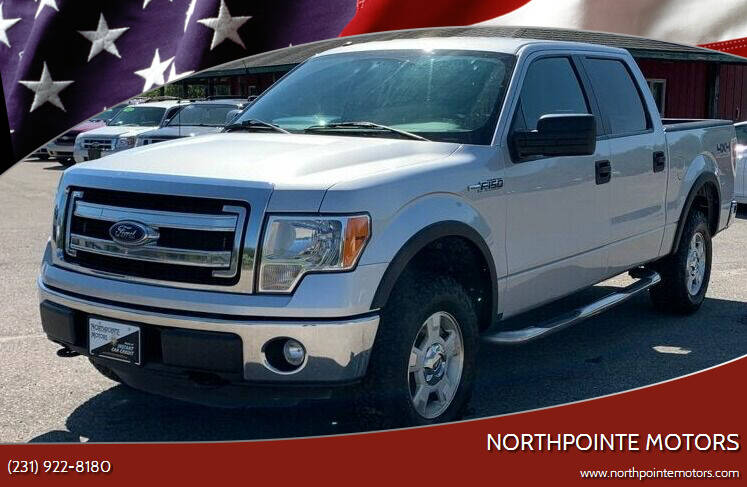 2014 Ford F-150 for sale at Northpointe Motors in Kalkaska MI