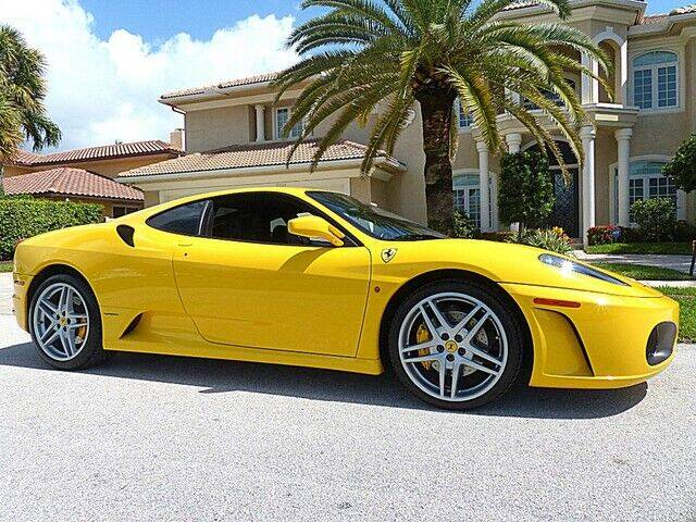 2005 Ferrari F430 for sale at Lifetime Automotive Group in Pompano Beach FL