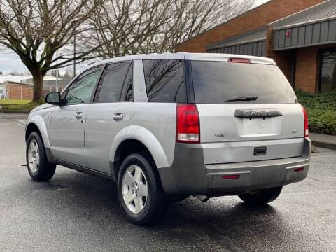 2004 Saturn Vue for sale at Q Motors in Tacoma WA