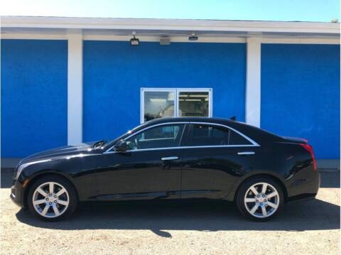 2014 Cadillac ATS for sale at Khodas Cars in Gilroy CA
