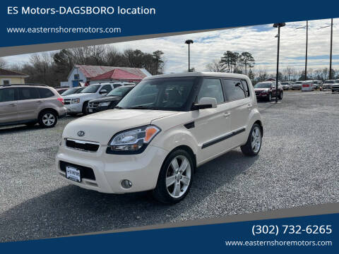 2011 Kia Soul for sale at ES Motors-DAGSBORO location in Dagsboro DE