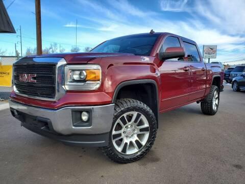 2014 GMC Sierra 1500 for sale at LA Motors LLC in Denver CO