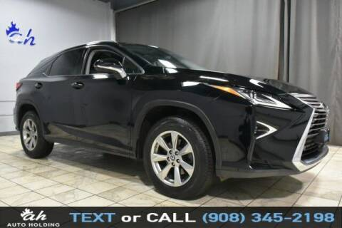 2018 Lexus RX 350 for sale at AUTO HOLDING in Hillside NJ