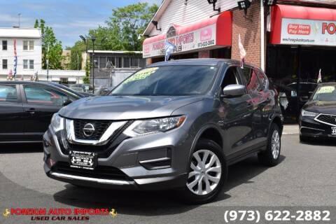 2018 Nissan Rogue for sale at www.onlycarsnj.net in Irvington NJ