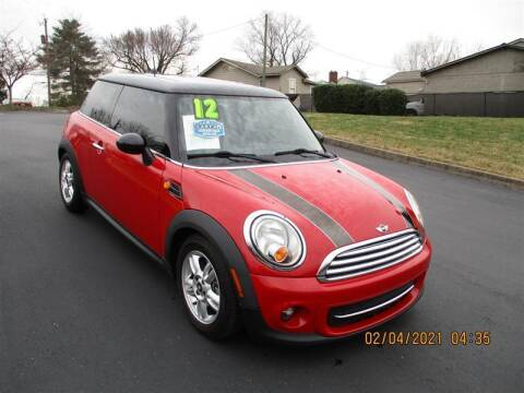 2012 MINI Cooper Hardtop for sale at Euro Asian Cars in Knoxville TN