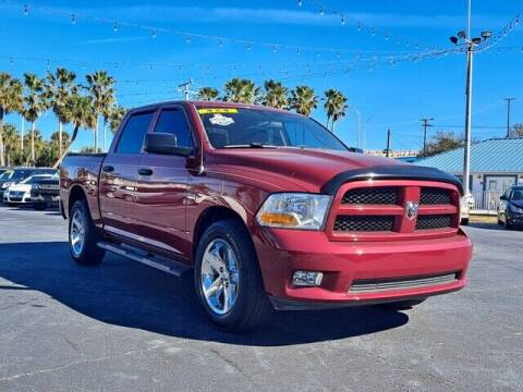 2012 RAM Ram Pickup 1500 for sale at Select Autos Inc in Fort Pierce FL