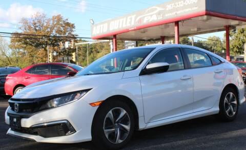 2019 Honda Civic for sale at Deals N Wheels 306 in Burlington NJ