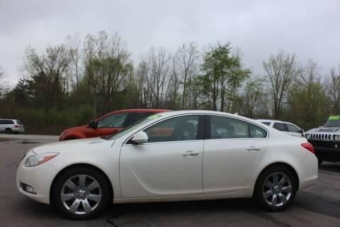 2012 Buick Regal for sale at D & B Auto Sales LLC in Washington Township MI