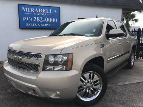 2009 Chevrolet Avalanche for sale at Mirabella Motors in Tampa FL