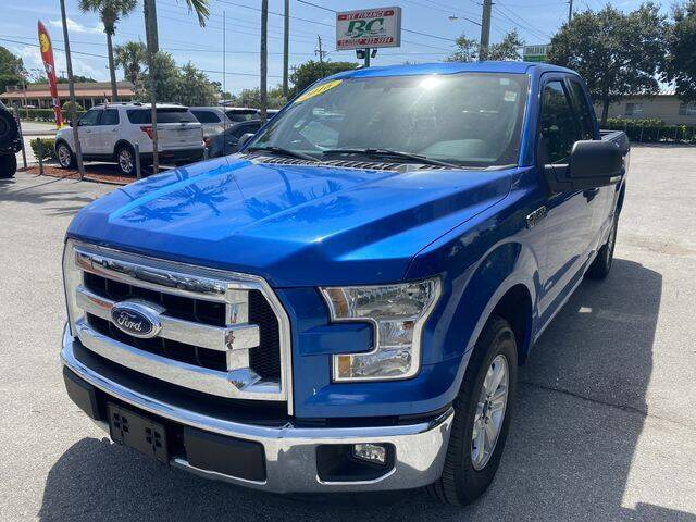 2016 Ford F-150 for sale at BC Motors in West Palm Beach FL