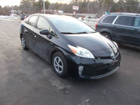 2014 Toyota Prius for sale at MATTESON MOTORS in Raynham MA