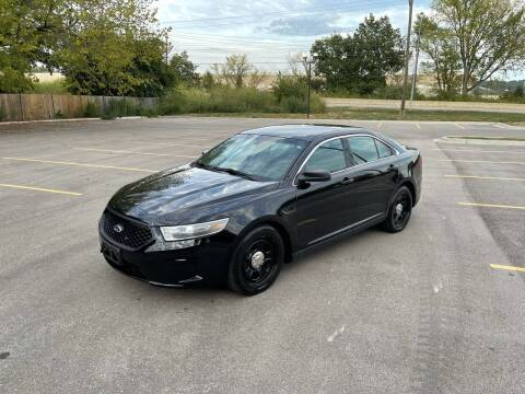 2015 Ford Taurus for sale at Sky Motors in Kansas City MO