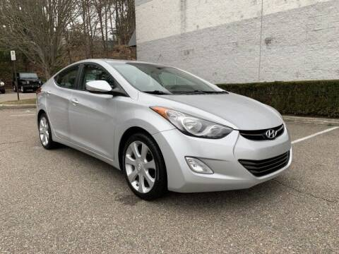 2012 Hyundai Elantra for sale at Select Auto in Smithtown NY