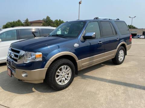 2013 Ford Expedition for sale at Willrodt Ford Inc. in Chamberlain SD