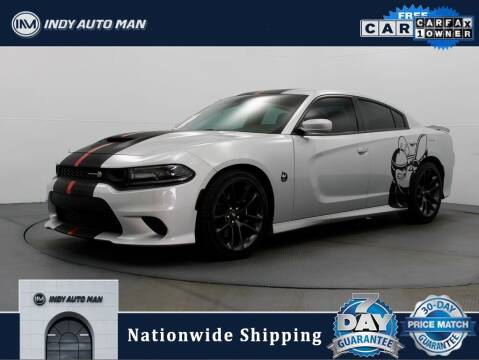 2020 Dodge Charger for sale at INDY AUTO MAN in Indianapolis IN