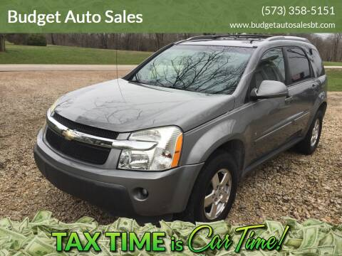2006 Chevrolet Equinox for sale at Budget Auto Sales in Bonne Terre MO