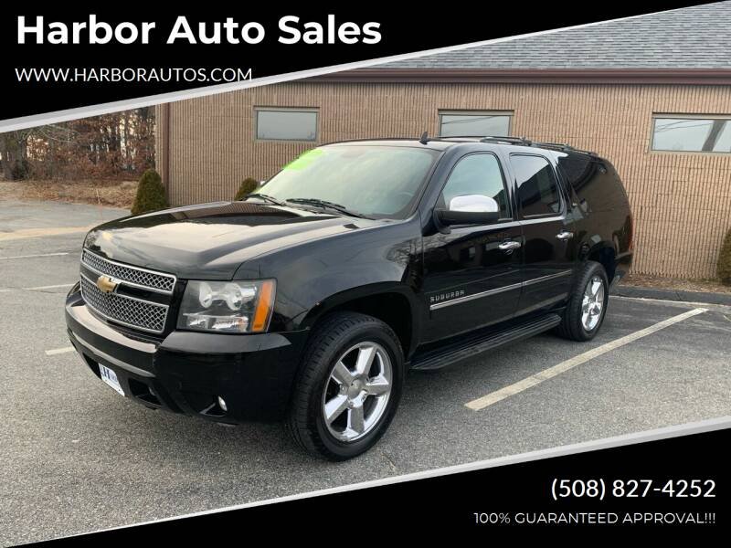 2011 Chevrolet Suburban for sale at Harbor Auto Sales in Hyannis MA