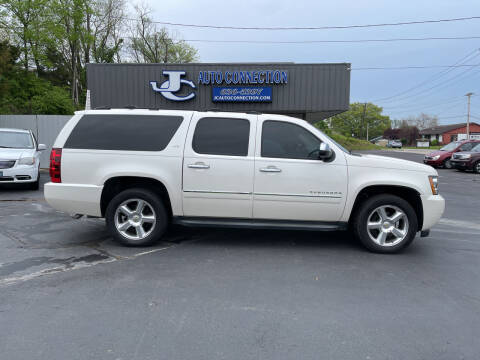 2013 Chevrolet Suburban for sale at JC AUTO CONNECTION LLC in Jefferson City MO