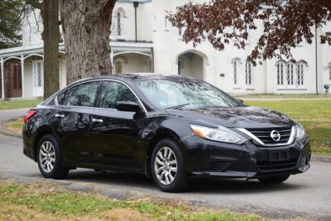 2016 Nissan Altima for sale at Digital Auto in Lexington KY