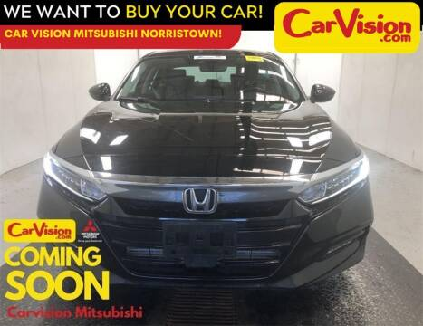 2018 Honda Accord for sale at Car Vision Mitsubishi Norristown in Trooper PA