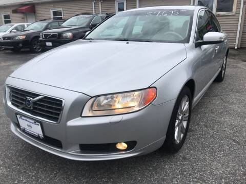 2009 Volvo S80 for sale at Volare Motors in Cranston RI