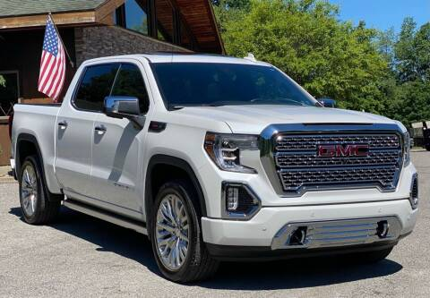 2019 GMC Sierra 1500 for sale at Griffith Auto Sales in Home PA