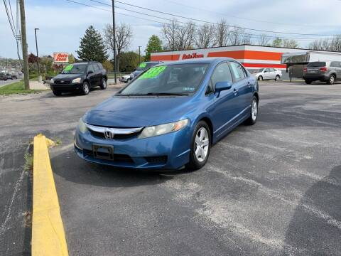 2010 Honda Civic for sale at Credit Connection Auto Sales Dover in Dover PA