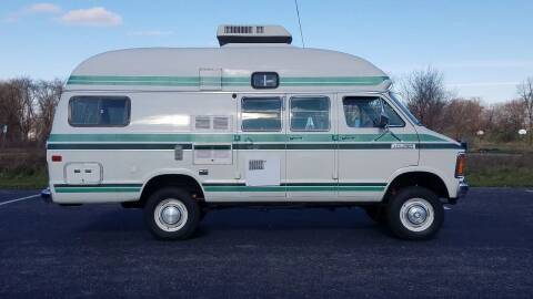 1985 Dodge Ram Van for sale at D & L Auto Sales in Wayland MI