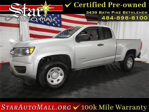2019 Chevrolet Colorado for sale at STAR AUTO MALL 512 in Bethlehem PA