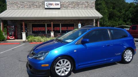 2005 Honda Civic for sale at Driven Pre-Owned in Lenoir NC