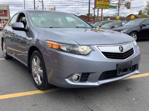 2011 Acura TSX for sale at Active Auto Sales in Hatboro PA