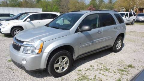 2009 Chevrolet Equinox for sale at Tates Creek Motors KY in Nicholasville KY