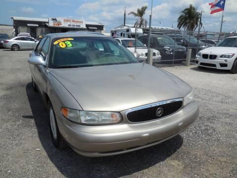 2003 Buick Century for sale at DMC Motors of Florida in Orlando FL