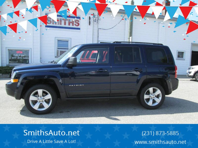 2017 Jeep Patriot for sale at SmithsAuto.net in Hart MI