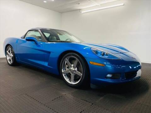 2008 Chevrolet Corvette for sale at Champagne Motor Car Company in Willimantic CT