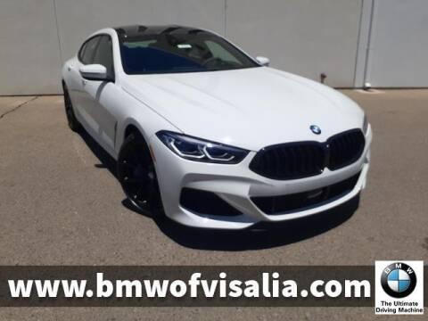 2022 BMW 8 Series for sale at BMW OF VISALIA in Visalia CA
