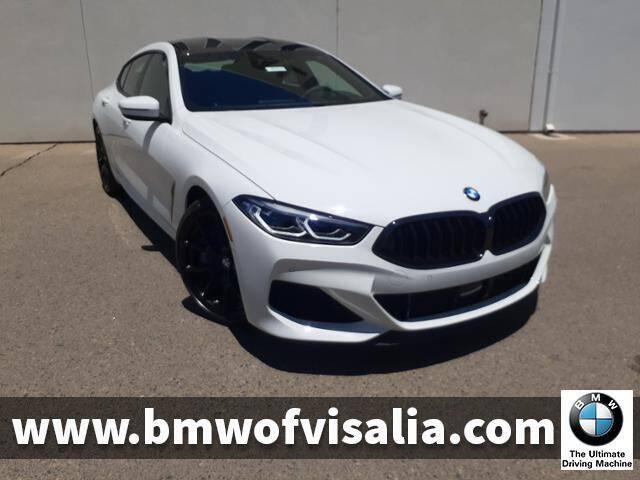 2022 BMW 8 Series M850i xDrive Gran Coupe