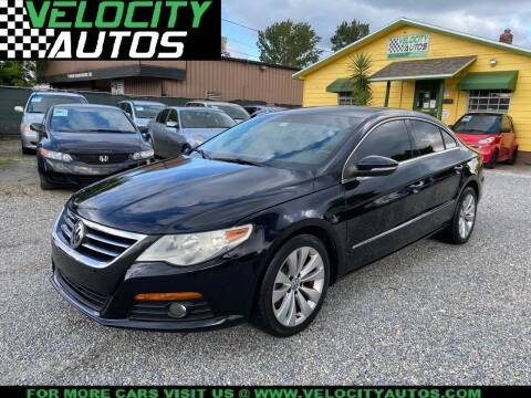 2010 Volkswagen CC for sale at Velocity Autos in Winter Park FL
