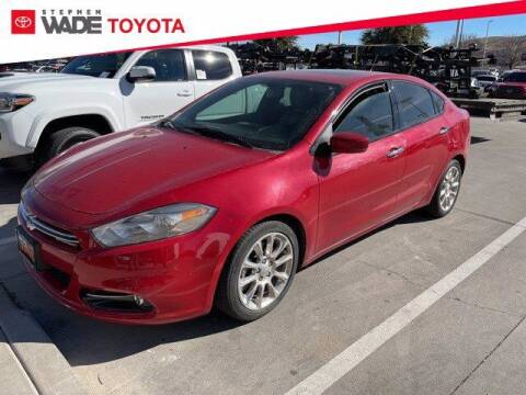 2013 Dodge Dart for sale at Stephen Wade Pre-Owned Supercenter in Saint George UT