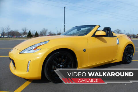 2017 Nissan 370Z for sale at Macomb Automotive Group in New Haven MI