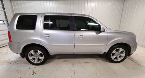 2012 Honda Pilot for sale at Ubetcha Auto in St. Paul NE