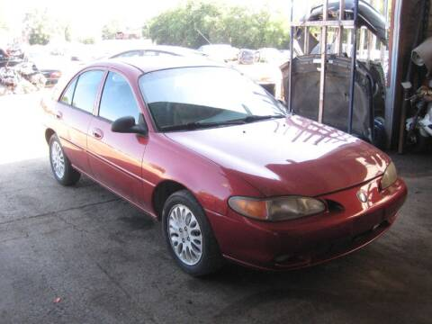 1999 Mercury Tracer for sale at CARZ R US 1 in Armington IL