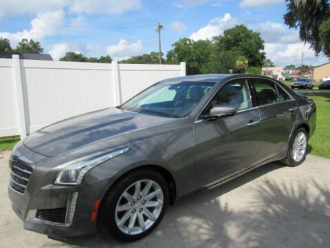 2016 Cadillac CTS for sale at D & R Auto Brokers in Ridgeland SC