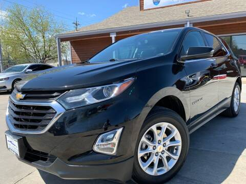 2018 Chevrolet Equinox for sale at Global Automotive Imports in Denver CO