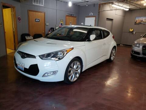 2012 Hyundai Veloster for sale at Diamond Motors in Pecatonica IL